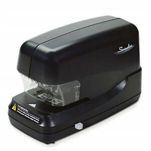 Swingline S7069270b High capacity Flat Clinch Electric Stapler With Jam Release
