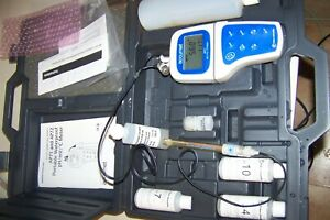 Fisher Accumet Ap71 Ph mv c Meter With Case manual And Probe Powers On Sale