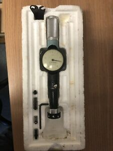 Standard Gags Co 3 Dial Bore Gage 1 5 2 16 Range