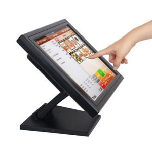 Touch Screen 15 inch Pos Tft Lcd Touchscreen Monitor