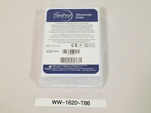 Hologic 70303 001 The Thin Prep Pap Test Microscope Slides Lot Of 100