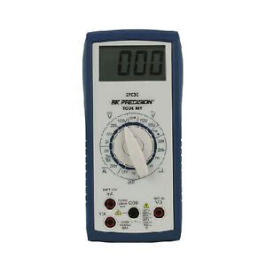 Bk Precision 2703c Tool Kit Manual Ranging Digital Multimeter