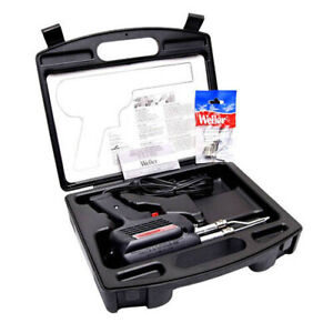 Weller D550pk Professional Solder Iron Kit In Case 120v 260 200w