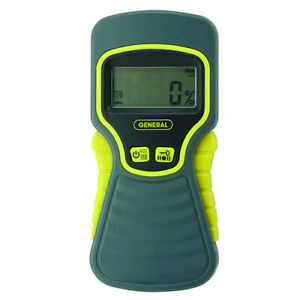 General Tools Mmd5np Pinless Moisture Meter Non invasive 0 To 99 9