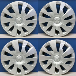 2015 2017 Toyota Yaris 61176 15 Hubcaps Wheel Covers 426020d300 Set 4