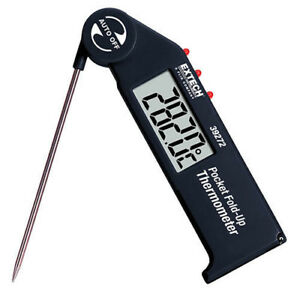 Extech 39272 Thermometer Fold up Pocket Style