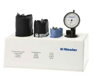 New Riester 1260 R1 Shock proof Blood Pressure Aneroid With Storage Box