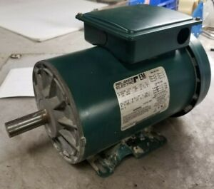 Reliance 3 Hp Electric Ac Motor 230 460 Vac 3450 Rpm Fd145t Frame 3 Phase
