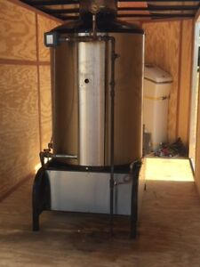 Steam Pressure Washer For Oil Recovery Eor Oil Wells Used In Trailer