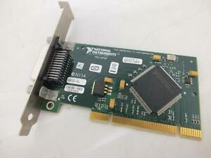 National Instruments Pci Gpib Inst Control Interface Card Ieee 488 188513d 01l