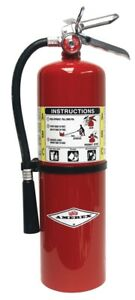 10lb Abc Dry Chemical Class A b c Fire Extinguisher