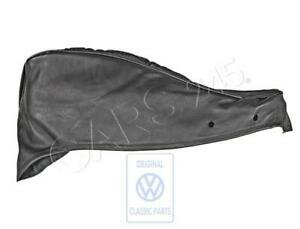 Genuine Vw Golf Cabriolet Rabbit Cabrio Seat Cover Leather 155881401a1bx