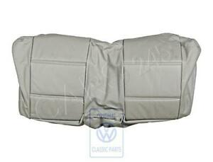 Genuine Vw Golf Cabriolet Seat Cover Leather Leatherette 1e0885405hbma