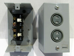 Nos Siemens Pbs1 Control Station 2 Switch