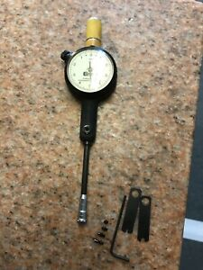 Standard Gage Co 0 Dial Bore Gage 375 625 Range