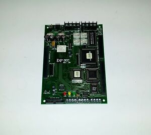 Gamewell Hmx dp Dcc Main Cpu Board For Voice Evacuation Distribution Panel