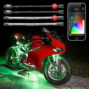Xkglow Motorcycle Led Accent Light Mini Kit