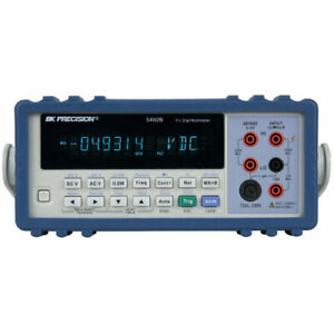 Bk Precision 5492b 120 000 Count 5 1 2 True Rms Bench Multimeter