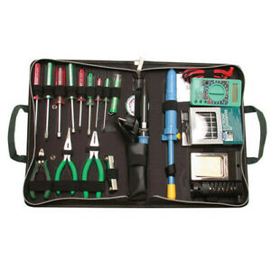 Eclipse 500 032 Professional Electronics Tool Kit