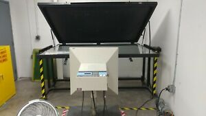 Cincinnati Nuarc 6000 Watt 6k22160 Screen Printing Vacuum Table Exposure Lamp