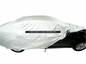 Mcarcovers Fit Car Cover Sunshade For 1958 1962 Chevrolet Corvette Mbsf 183213