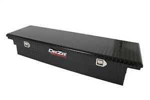 Dee Zee Dz8170lb Red Label Single Lid Crossover Tool Box