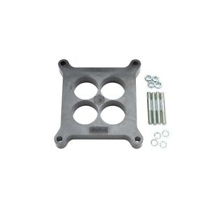 Edelbrock 8711 4 barrel Carburetor Spacers