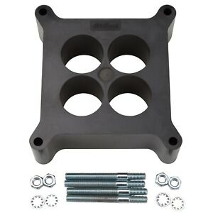 Edelbrock 8713 4 barrel Carburetor Spacers