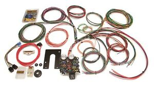 Painless Wiring 10105 22 Circuit Classic Customizable Harness