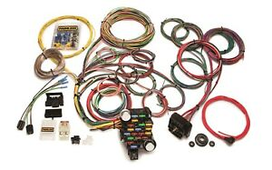 Painless Wiring 20104 28 Circuit Classic Plus Customizable Muscle Car Harness
