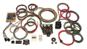 Painless Wiring 20103 21 Circuit Classic Customizable Muscle Car Harness