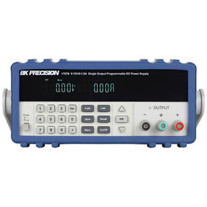 Bk Precision 1787b 220v Program 1 Out Dc Pwr Supply 72v 1 5a 220vac
