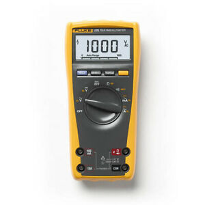 Fluke 175 Esfp True rms Ac dc Digital Multimeter 1000v