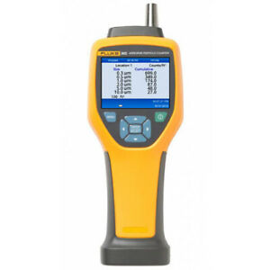 Fluke 985 Indoor Air Quality Particle Counter 6 Channels