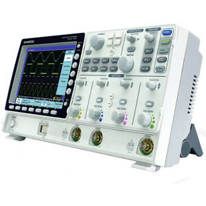 Instek Gds 3152 150 Mhz 2 Channel Color Digital Storage Oscilloscope