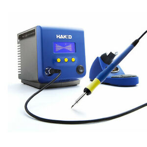 Hakko Fx100 04 Esd safe Induction Heat Soldering Station no Tips