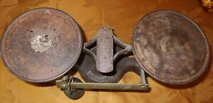 Antique Fully Functional Fairbanks Cast Iron Scale