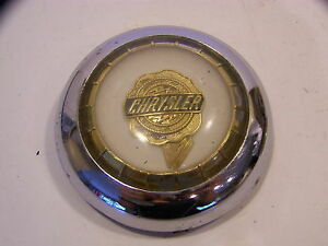 1949 1950 Chrysler Horn Button Oem 1141456 Windsor Imperial Royal