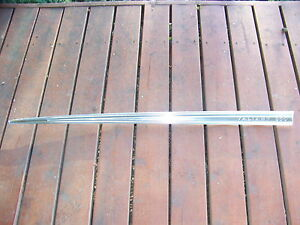 1965 Plymouth Valiant 200 Lh Fender Trim Oem