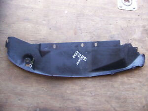 1963 Plymouth Valiant Inner Fender Rear Splash Shield Rh Oem