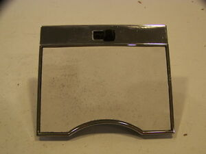 1968 Chrysler Imperial Map Light Housing Switch Lens Lebaron Crown Coupe 67