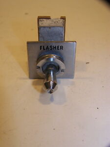 1968 Chrysler Imperial Flasher Switch Lebaron Crown Coupe