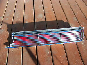 1968 Chrysler Imperial Rh Taillight Assy Lebaron Crown Coupe Ghia Oem