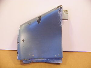 1973 Dodge Charger Rh Quarter Panel Extension 3615808