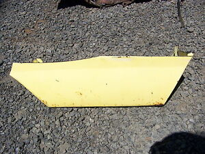 1973 Dodge Dart Driver Side Lower Quarter Panel Oem