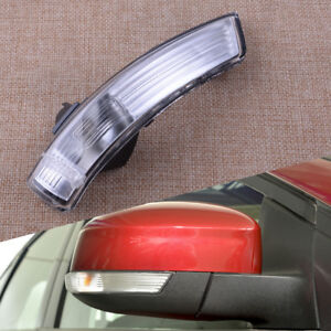 Fit Ford Focus 08 16 Right Wing Mirror Turn Signal Light Lens Trim 8m5113b382aa