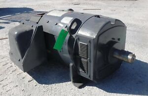 150 Hp Dc General Electric Motor 1150 Rpm 409at Frame Dpfv 500v