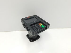 Ingenico Isc250 Credit Card Chip Reader Terminal W Stand e17 831b