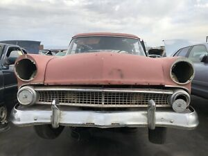1955 Ford Galaxy Front Bumper