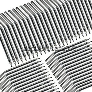 150x Dental Syringe Nozzles Tips For Triple 3 way Air Water Syringe Autoclavable